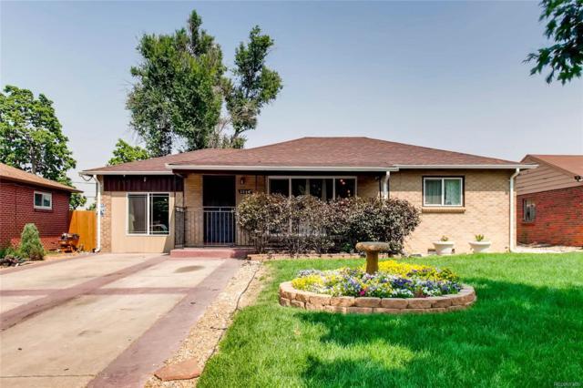 3046 Magnolia Street, Denver, CO 80207 (#5619538) :: House Hunters Colorado