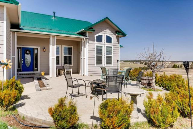 6615 Sunrise Lane, Kiowa, CO 80117 (#5619667) :: Wisdom Real Estate
