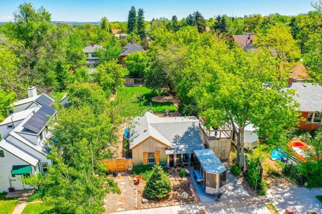 1516 8th Street, Boulder, CO 80302 (#5620552) :: The DeGrood Team