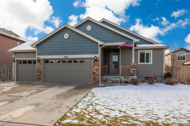 1650 Windler Street, Brighton, CO 80601 (#5620956) :: The Harling Team @ HomeSmart