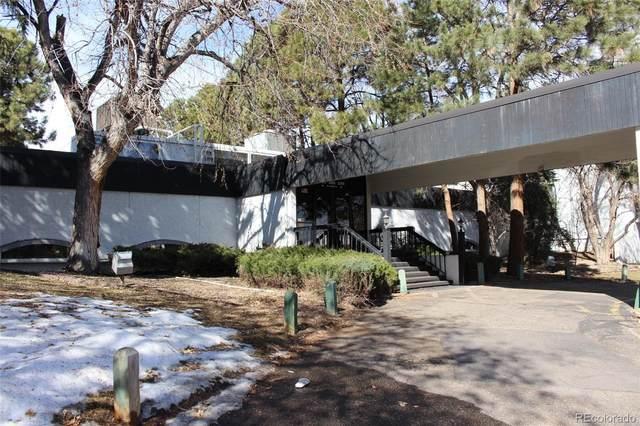 2325 S Linden Court #118, Denver, CO 80222 (#5621073) :: The HomeSmiths Team - Keller Williams