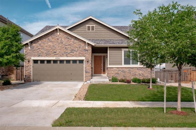 6321 N Dunkirk Court, Aurora, CO 80019 (MLS #5621290) :: 8z Real Estate