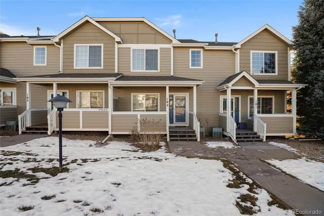 19253 E Idaho Drive #102, Aurora, CO 80017 (MLS #5621967) :: 8z Real Estate