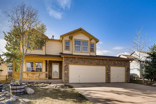 121 Wheat Ridge Street, Palmer Lake, CO 80133 (MLS #5622046) :: 8z Real Estate