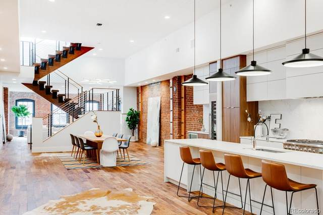 1441 Wazee Street #401, Denver, CO 80202 (#5622143) :: Portenga Properties