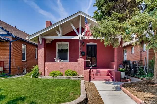 1315 S Sherman Street, Denver, CO 80210 (#5622280) :: Compass Colorado Realty