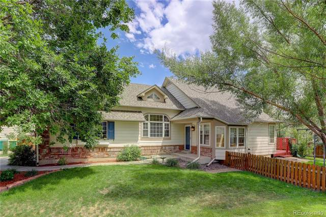 9924 W 106th Place, Westminster, CO 80021 (#5622629) :: Peak Properties Group