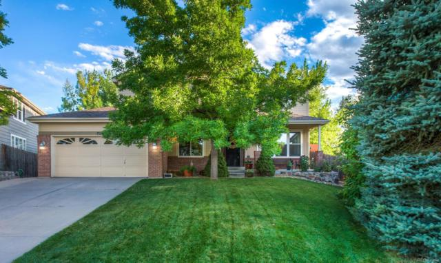 7526 Indian Wells Way, Lone Tree, CO 80124 (#5622716) :: The Peak Properties Group