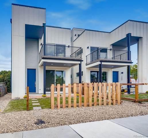 1297 Newton, Denver, CO 80204 (MLS #5622729) :: 8z Real Estate