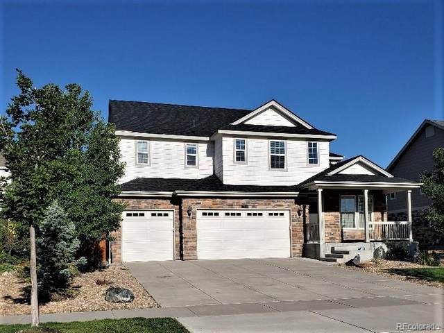 5931 S Little River Court, Aurora, CO 80016 (#5623115) :: The DeGrood Team