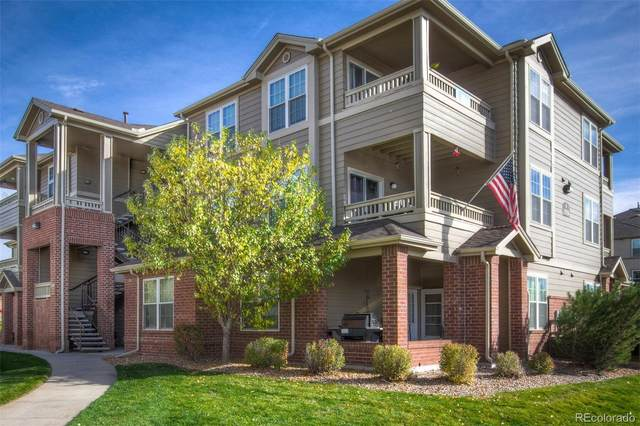 12926 Ironstone Way #304, Parker, CO 80134 (#5623298) :: Realty ONE Group Five Star