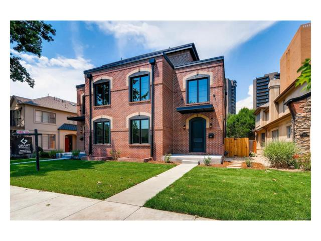 433 S Humboldt Street, Denver, CO 80209 (MLS #5623404) :: 8z Real Estate