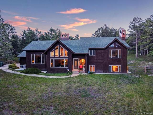19335 Aspenwood Drive, Monument, CO 80132 (#5623511) :: The Gilbert Group