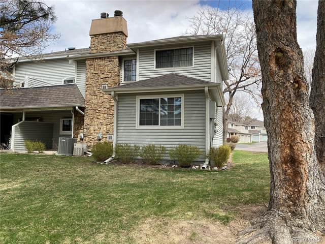 12602 E Warren Drive B, Aurora, CO 80014 (#5623582) :: Bring Home Denver with Keller Williams Downtown Realty LLC