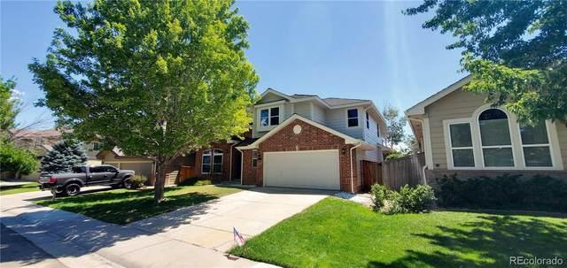 10578 Stonemeadow Drive, Parker, CO 80134 (#5623634) :: Kimberly Austin Properties