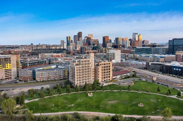 2000 Little Raven Street #702, Denver, CO 80202 (#5623957) :: The DeGrood Team