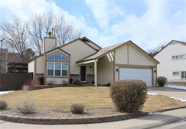 14830 E Ohio Avenue, Aurora, CO 80012 (MLS #5623962) :: 8z Real Estate