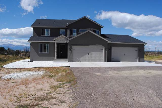 12660 Black Forest Road, Colorado Springs, CO 80908 (#5624353) :: Harling Real Estate