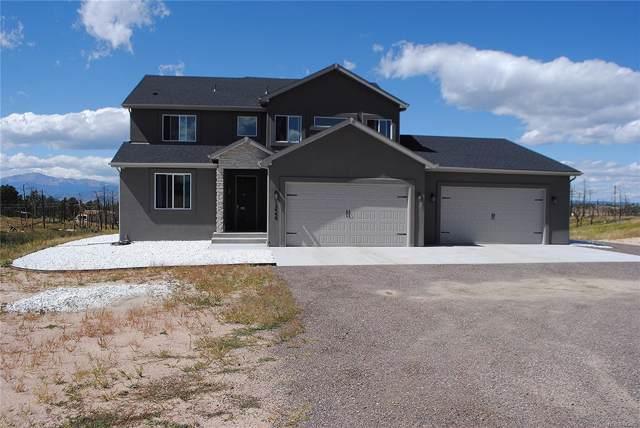 12660 Black Forest Road, Colorado Springs, CO 80908 (#5624353) :: Venterra Real Estate LLC