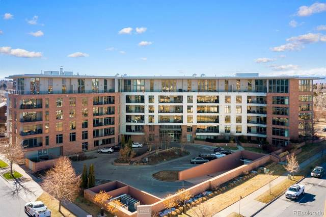 333 S Monroe Street #106, Denver, CO 80209 (#5624988) :: Venterra Real Estate LLC