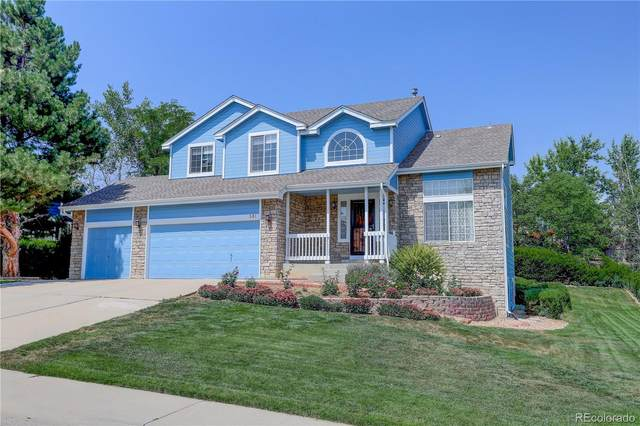 581 W Willow Court, Louisville, CO 80027 (#5625220) :: The DeGrood Team