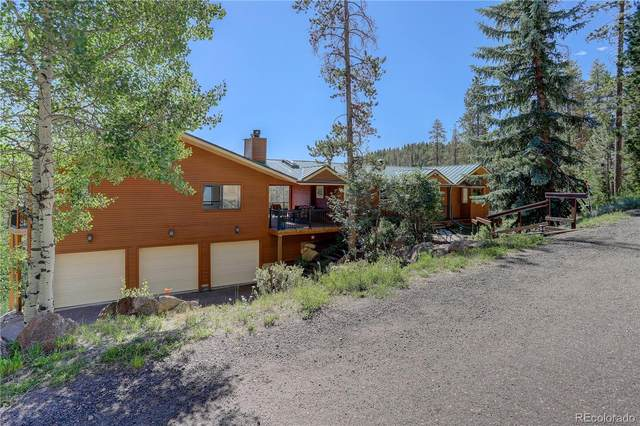 7362 Brook Forest Way, Evergreen, CO 80439 (#5625500) :: milehimodern