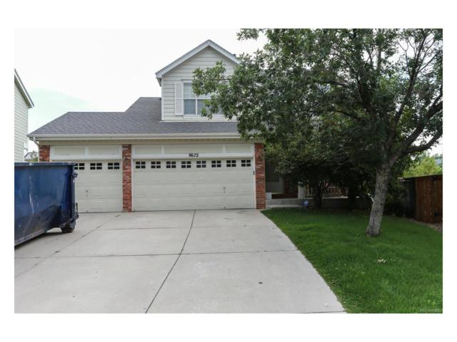 9672 Silverberry Circle, Highlands Ranch, CO 80129 (#5626060) :: The Peak Properties Group
