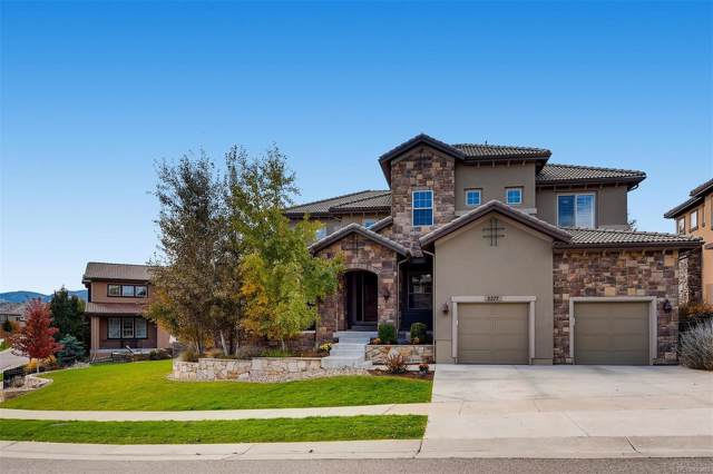 2277 S Loveland Street, Lakewood, CO 80228 (MLS #5626275) :: Colorado Real Estate : The Space Agency
