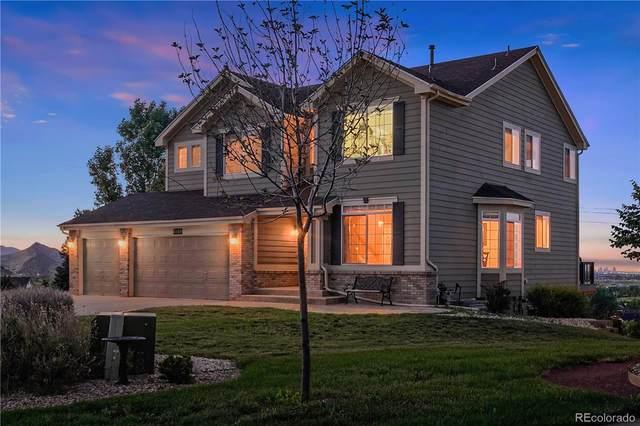 7240 Red Mesa Court, Littleton, CO 80125 (#5626368) :: Kimberly Austin Properties