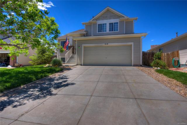 219 Homestead Way, Brighton, CO 80601 (#5626455) :: Bring Home Denver with Keller Williams Downtown Realty LLC
