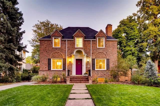 2256 Ash Street, Denver, CO 80207 (MLS #5626629) :: 8z Real Estate