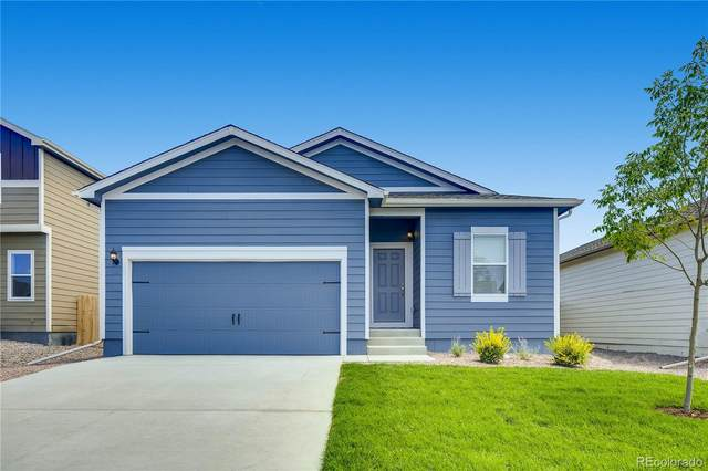 407 Depot. Avenue, Keenesburg, CO 80643 (MLS #5626870) :: 8z Real Estate