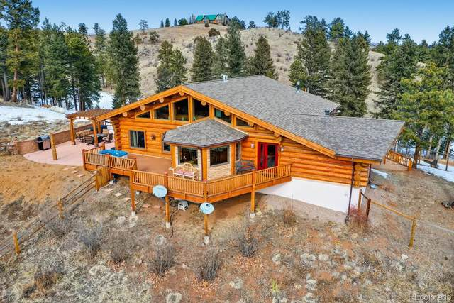 19968 Argentine Way, Buffalo Creek, CO 80425 (MLS #5627128) :: 8z Real Estate