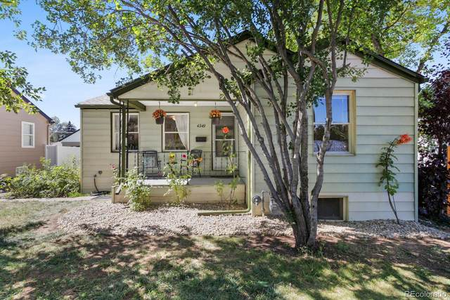 4349 S Clarkson Street, Englewood, CO 80113 (#5627181) :: Own-Sweethome Team
