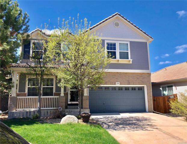 3578 Dinosaur Street, Castle Rock, CO 80109 (MLS #5627208) :: 8z Real Estate