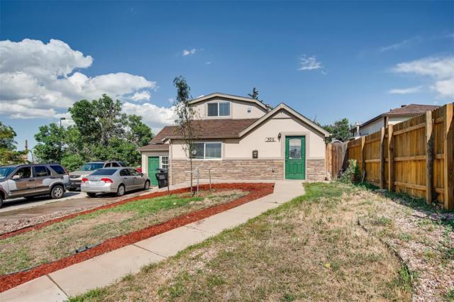 300 S Stuart Street, Denver, CO 80219 (MLS #5627276) :: 8z Real Estate
