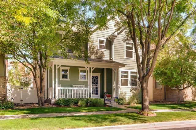8259 E 28th Place, Denver, CO 80238 (#5627317) :: The Heyl Group at Keller Williams