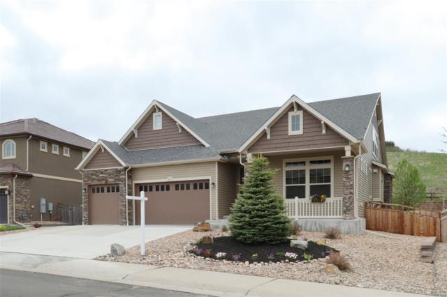 1815 Avery Way, Castle Rock, CO 80109 (MLS #5627411) :: 8z Real Estate