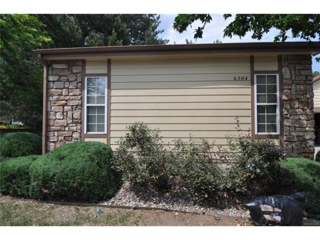 6504 S Webster Street, Littleton, CO 80123 (MLS #5627417) :: 8z Real Estate