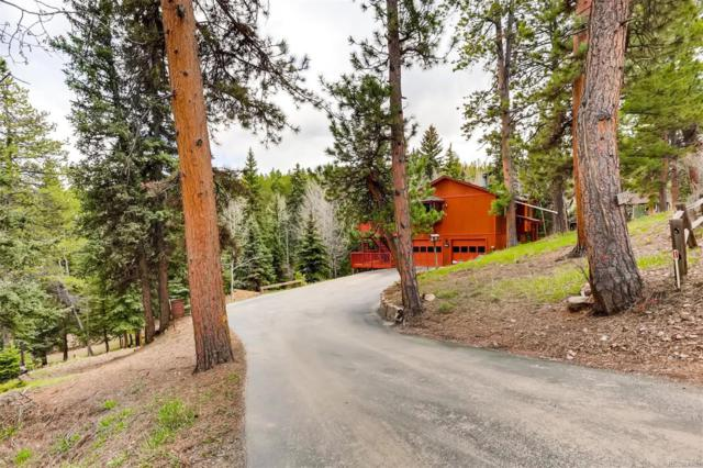 12138 Circle Drive, Conifer, CO 80433 (MLS #5627905) :: 8z Real Estate