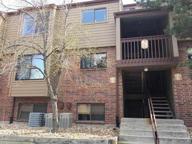 318 Wright Street #103, Lakewood, CO 80228 (MLS #5627967) :: 8z Real Estate