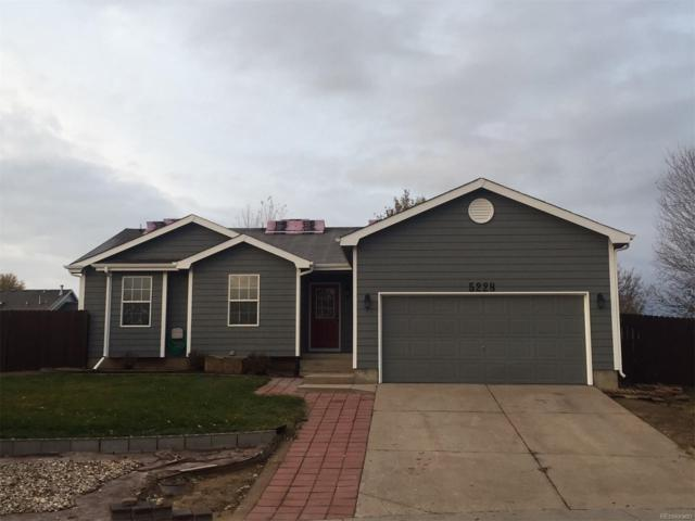 5228 W 16th Street, Greeley, CO 80634 (#5628047) :: The Peak Properties Group