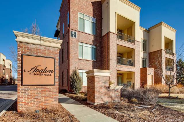 307 Inverness Way S #203, Englewood, CO 80112 (#5628293) :: The Gilbert Group