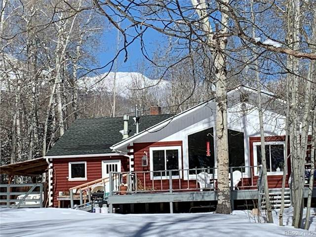 16640 County Road 220, Salida, CO 81201 (#5628347) :: The Griffith Home Team