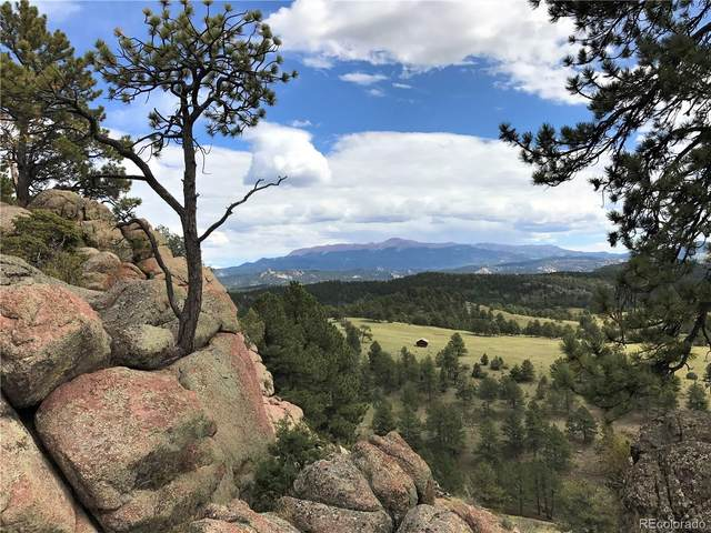 0 County Road 12, Florissant, CO 80816 (#5628442) :: Mile High Luxury Real Estate
