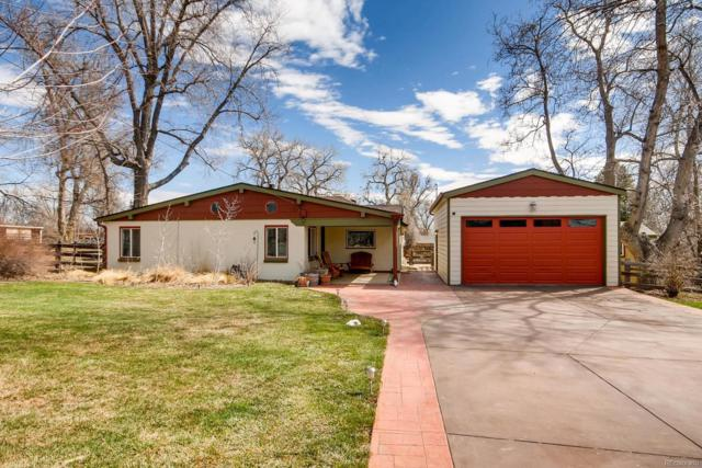 2260 Field Street, Lakewood, CO 80215 (#5628621) :: The Peak Properties Group