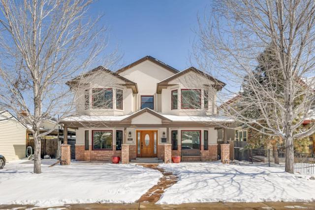 1618 S Monroe Street, Denver, CO 80210 (#5628867) :: Colorado Home Finder Realty