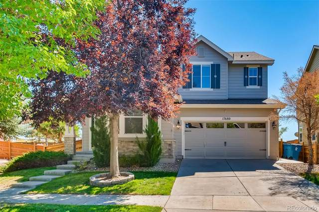 17680 E 104th Place, Commerce City, CO 80022 (#5628892) :: Own-Sweethome Team