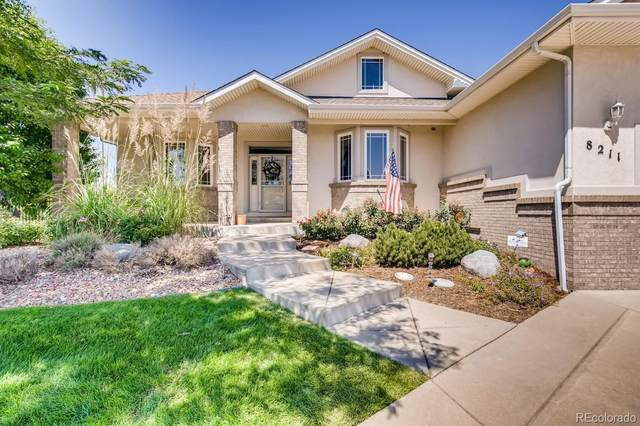 8211 E 128th Place, Thornton, CO 80602 (MLS #5628937) :: Clare Day with Keller Williams Advantage Realty LLC