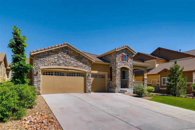 10438 Skyreach Way, Highlands Ranch, CO 80126 (#5628949) :: Colorado Home Finder Realty